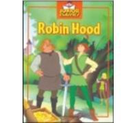 Paperback Junior Classics Robin Hood Book