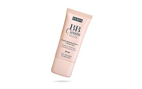 BB Cream + Primer for all skin types SPF20 n.001 nude