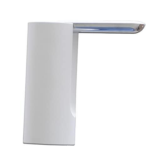 Baoblaze Dispensador de agua de 5 galones, Bomba de agua plegable, Bomba automática para botella de agua potable, Dispensador de agua portátil con carga USB,