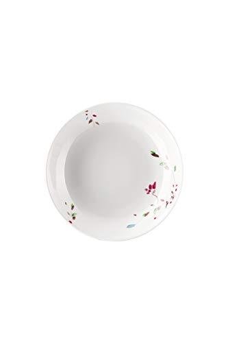 Arzberg forme 2000 branche Plat de Service Rond en Porcelaine Blanc
