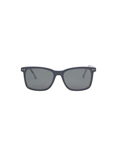 TOM TAILOR Herren Eyewear Verspiegelte Wayfarer Sonnenbrille blue-white-kristall,OneSize