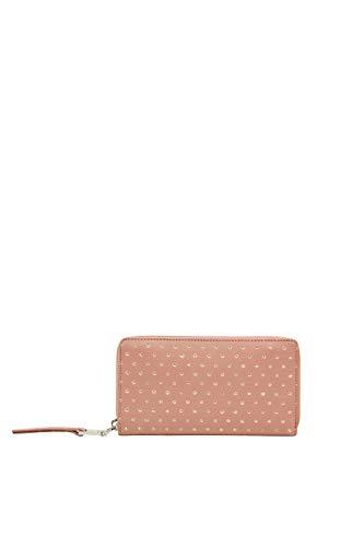 ESPRIT Damen Foc Star Multiw Geldbörse Pink (Dark Old Pink)