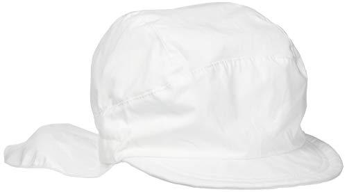 Sterntaler Schirmmütze für Jungen, Alter: 4-6 Jahre, Größe: 55, Weiß