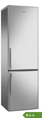 Amica VC 1812x autonome 252L A + + Edelstahl Kühlschränken–réfrigérateurs-congélateurs (252L, ST, 40dB, 3kg/24h, A + +, Edelstahl)