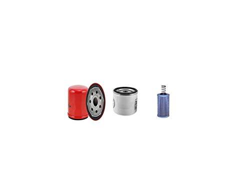 Menzi Muck 1200 Joly Filter Service Set Mit / Ruggerini Motor