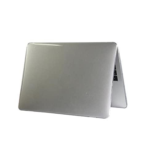 Double-sweet Funda protectora rígida para Air 13 Pro 13 15 Retina 2014 2015 2016 2017 2018 2019 Laptop Case + Cubierta de teclado Crystal Clear-Pro 15 A1707 A1990