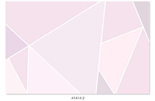 Gtfzjb Farbabgleich geometrische Hintergrund Tapete Wohnzimmer Studie Büro Tapete Wandbild @ 310 * 230cm