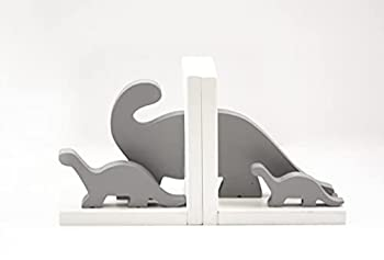 Old Mill Woodcuts Brontosaurus Dinosaur Bookends