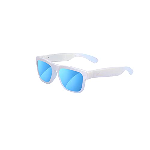 OhO Audio Sunglasses, Voice Control and Open Ear Style Listen Music and Calls with Volumn UP and...