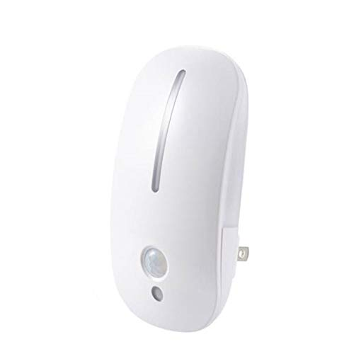 日用品 LEDナイトライト 人感・明暗センサー 電球色LED NIT-AE3LA