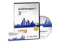 Navigon Mobile Navigator 7 Navigations-Software (Europa, DVD-Rom) für Symbian und Windows Mobile bis 6.5