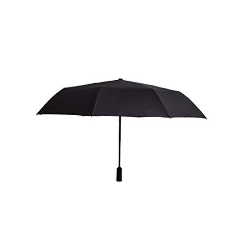 DFSDG Sunny Regenschirm Automatische Klappung übergroß Tragbare Männer Frauen Regenschirm Sonnencreme Anti-UV Regen Winddichte Strand Sonnenschirm