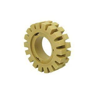 Dent Fix Equipment DF-705D DF705D Offset Decal Eraser Wheel, 4 in Dia
