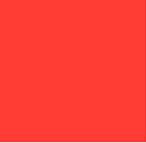 Klebefolie Möbelfolie uni orange neon 45 x 150 cm Designfolie DEkorfolie Selbstklebefolie