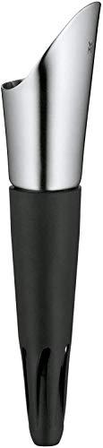 Vino - Decantador de vino con aireador (8 cm, acero inoxidable Cromargan)