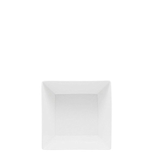 Thomas Loft Bowl Schale, quadratisch, tief, Porzellan, weiß, 15 cm, 720 ml, 10586