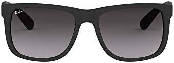 Ray-Ban RB4165F Justin Rectangular Asian Fit Sunglasses