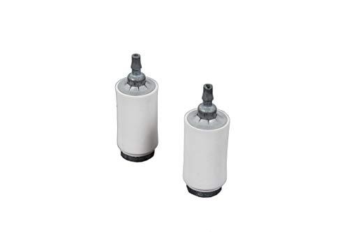 2 Pack Genuine Husqvarna 530095646 Fuel Filter OEM
