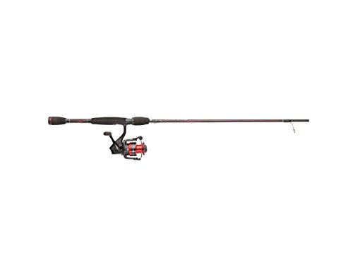 Abu Garcia Black Max & Max X Spinning Reel and Fishing Rod Combos (All Models & Sizes)
