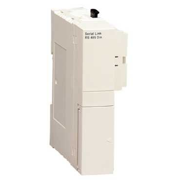 Schneider Electric TWDNAC485D Puerto de comunicaciones Opcional, para PLC Twido, RS485, Mini-DIN