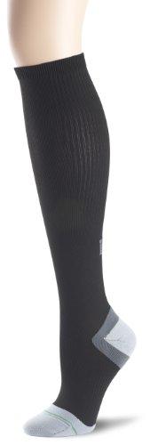 1000 Mile Walking Kompression Tactel Socks, Schwarz, S