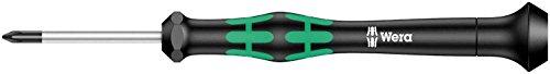 Wera Mit Abrollschutz und drehbarer Kappe für schnelles Zwirbeln