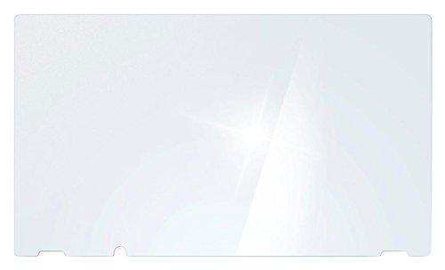 Hama Displayschutz-Glas für Nintendo Switch, 2er-Pack (Display-Schutzfolie aus Glas, Härtegrad 9H, inkl. Mikrofaser-Tuch) Display-Folie/Displayglas