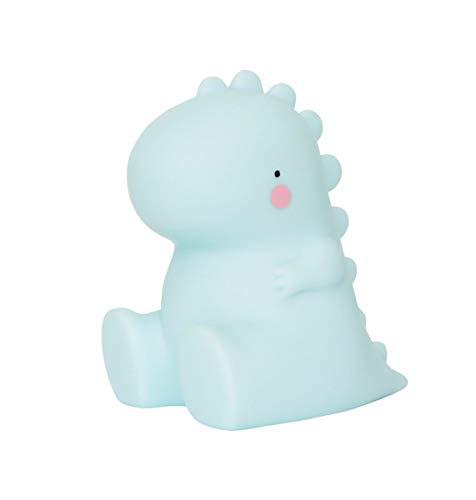 A LITTLE LOVELY COMPANY LLTRBU33 - Lámpara en forma de T-Rex para bebé