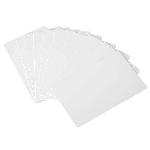 【𝐕𝐞𝐧𝐭𝐚 𝐑𝐞𝐠𝐚𝐥𝐨 𝐏𝐫𝐢𝐦𝐚𝒗𝐞𝐫𝐚】 Tarjeta RFID, Tarjeta de proximidad Inteligente 100pcs / Set para máquina expendedora de estacionamiento de identificación de Oficina
