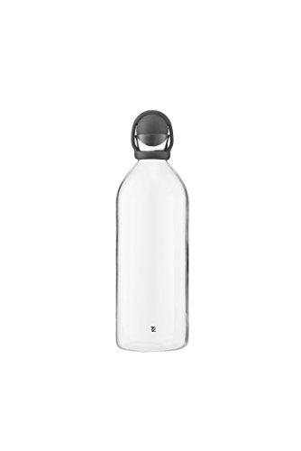 RIG-TIG Z00071-3 Wasserkaraffe, Glas, 9.4 x 33 x 9.4 cm