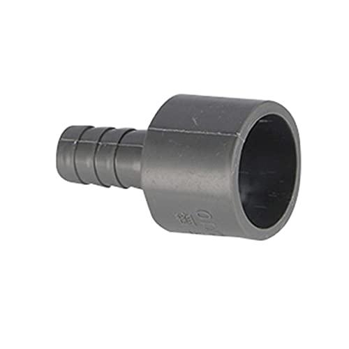 Parti del Tubo da Giardino Sistema di irrigazione da Giardino da 20 mm a 10 mm Connettore di riduzione in PVC Sistema di tubazioni Sistema di drenaggio dell'acquario Alimentazione dell'Acqua Accoppi
