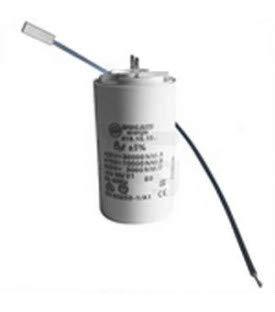 Condensador 8uf 450v con cables chiskoit N-H999XLV98