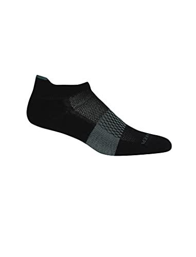 Icebreaker Multisport Light Micro Sock - Donna, nero, Small