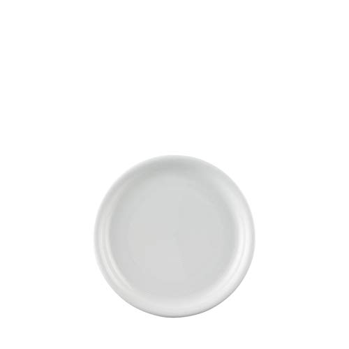 Thomas Trend Set de 6 Platos Llanos, 16 cm, Color Blanco, Porcelana, Unidades