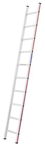 HYMER 401110 Sprossenanlegeleiter SC40, 10 Sprossen