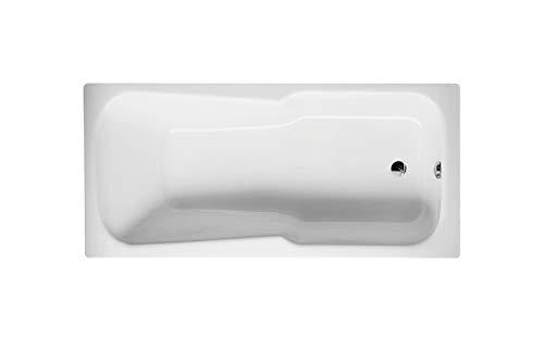 BETTE Badewanne BetteSet 160x70cm inkl. Wannenträger und Ablaufgarnitur