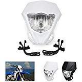 Motorcycle Universal Headlights Head Light...
