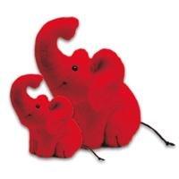 Elefant, Plüschfigur 13 cm