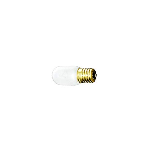 BoliOptics 15W AC 120V 60Hz Oval Incandescent Microscope Light Bulb Replacement BU99011102