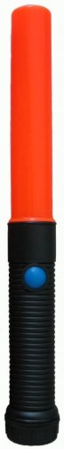Safety Wand 3251-004 LED Night Marshalling Wand/Flare - 3 Mode Flash/Strobe/Steady