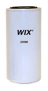 WIX Filters - 33690 Heavy Duty Spin-On Fuel Filter, Pack of 1