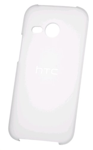 HTC HC C972 Translucent Hard Shell Case for One Mini 2 - Clear