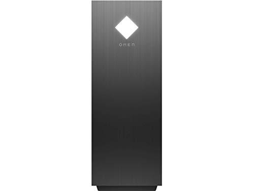 HP Omen GT11-0010ns – Computer desktop (Intel Core i7-10700F, 16 GB RAM, 512 GB SSD e 1 TB HDD, GeForce GTX 1660 Super, senza sistema operativo) nero