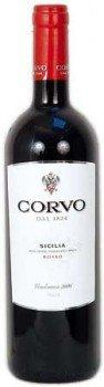 Corvo rosso sizilinaischer Rotwein (0,75l Flasche)