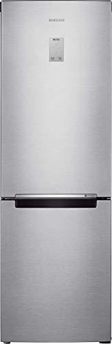Samsung RB33N340NSA EF Frigorifero Combinato, 315 L, 59.5 x 185 x 66.8 cm, Silver Inox