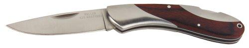 Couteau de poche en bois élégant