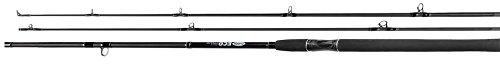 FLADEN Eco 3 piece Carp Rod 2.5lbs - Black, 3.6 m