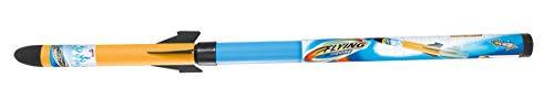 Simba 107202331 Pumprakete-107202331 Luftdruck Pump Rakete, 4-sort, Mehrfarbig