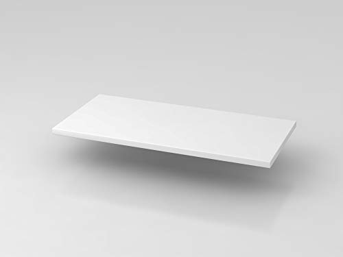 Hammerbacher Ripiano 80 cm, bianco 9 pareti