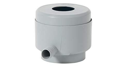Garantia Regentonnen Füllautomat (Regensammler, Fallrohrgrößen 70-100 mm, Regenwassersammler für Dachflächen bis max. 50 m²) 503011